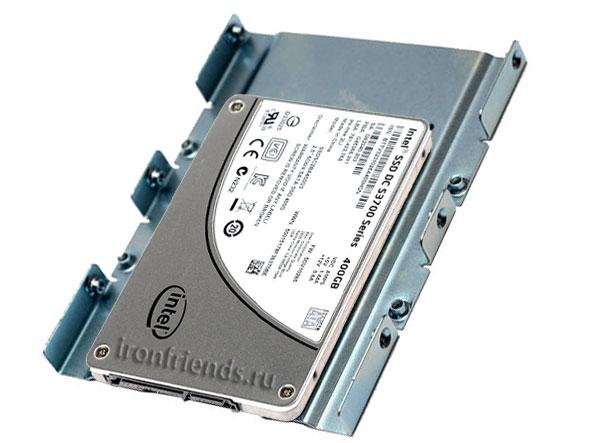 Крепление для SSD диска