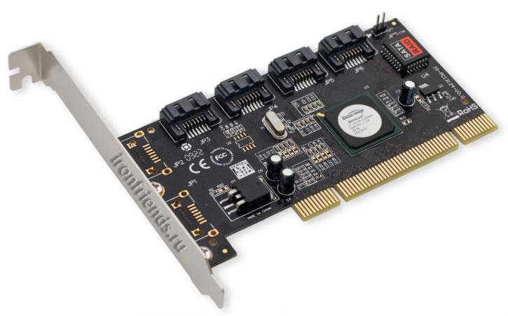 PCI-SATA контроллер