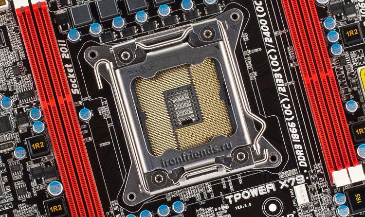 Процессорный сокет