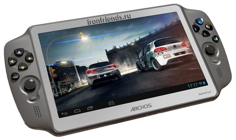 Игровой планшет Archos