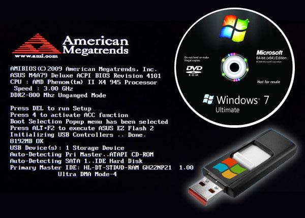 Настройка BIOS и UEFI