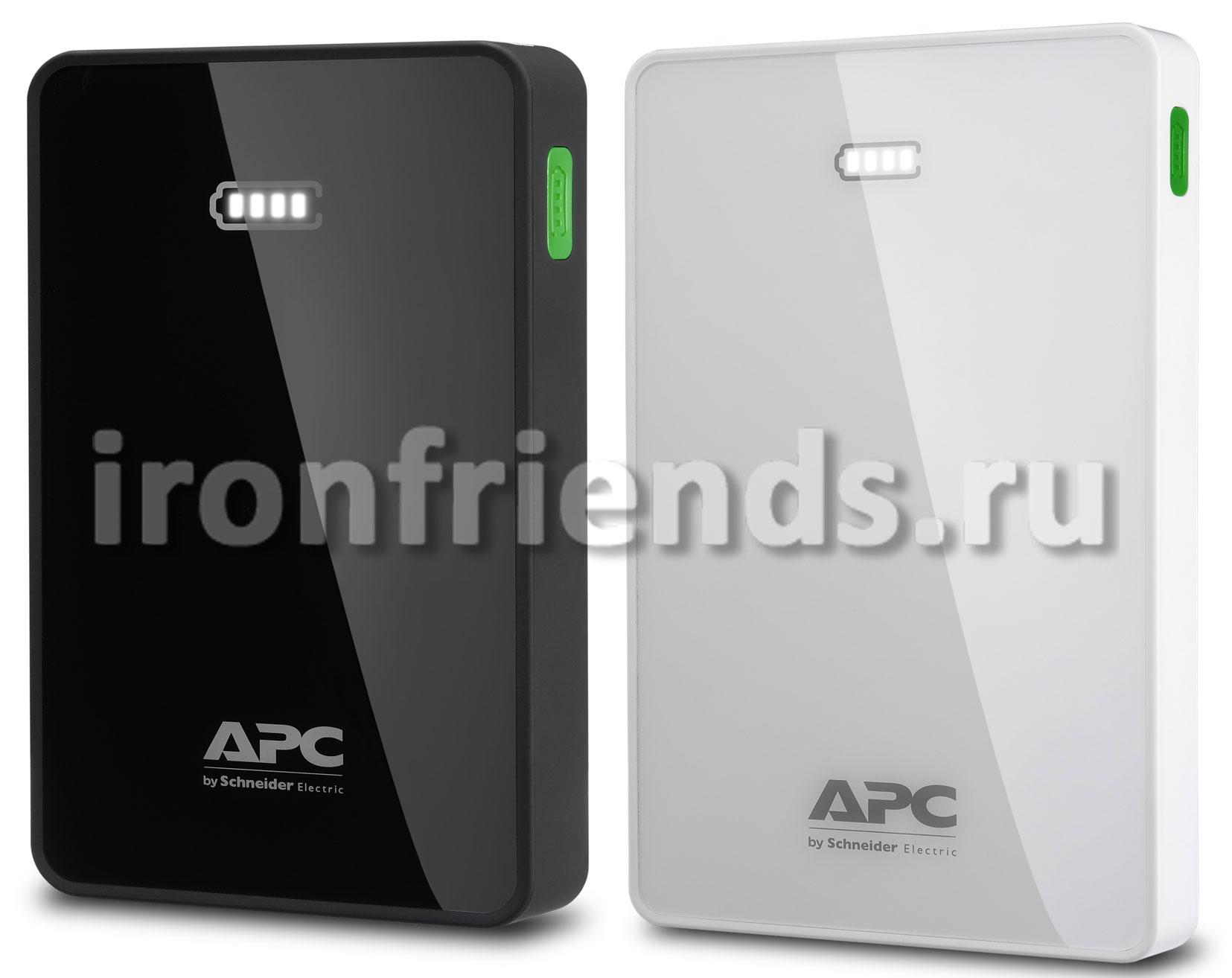 APC Mobile Power Pack M5 и M10