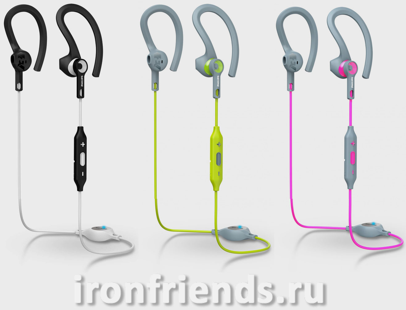 Наушники Philips ActionFit SHQ8300