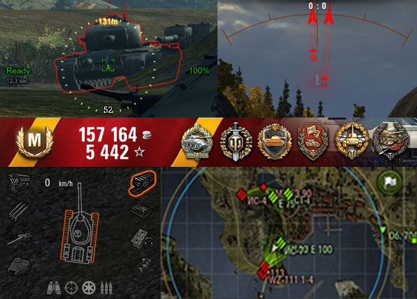 Карта для гк world of tanks