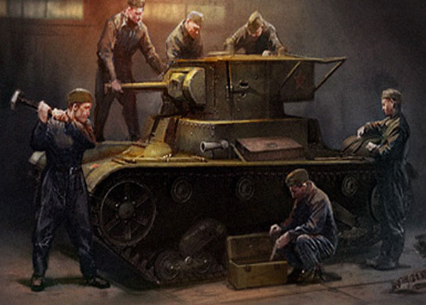 Настройки World of Tanks