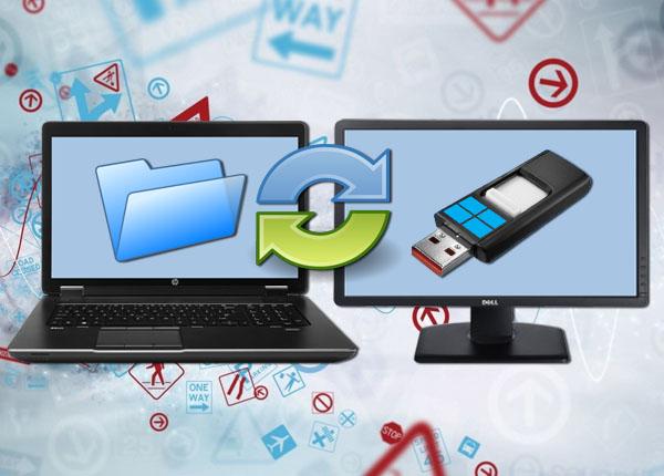 Резервное копирование и синхронизация файлов