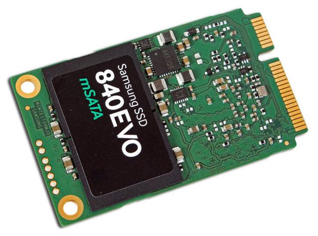 SSD формата mSATA