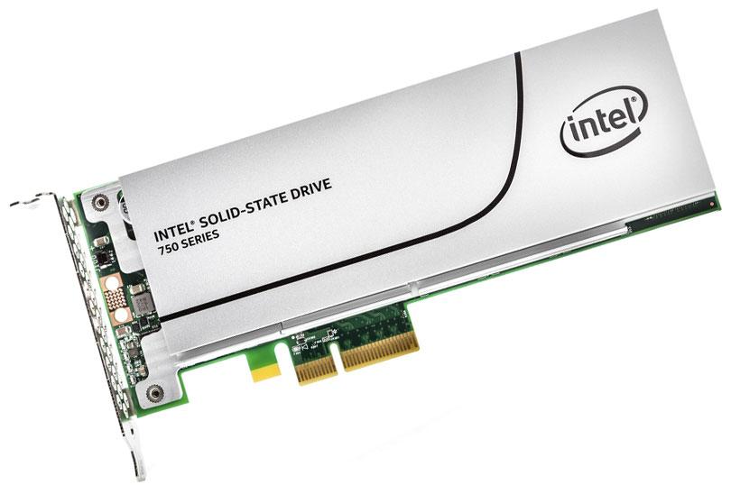 SSD формата PCI-E