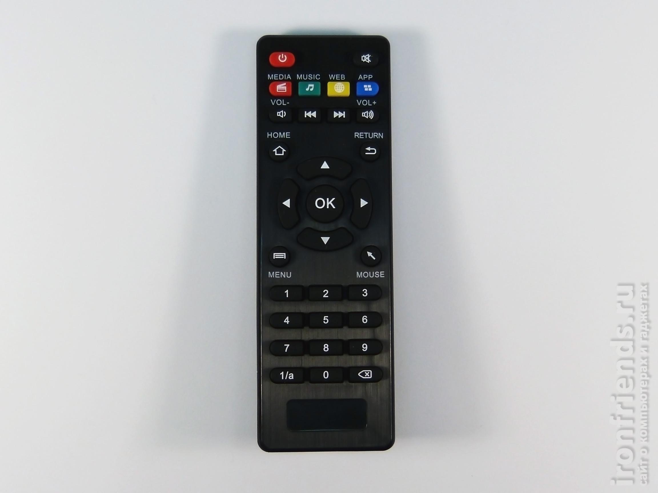 Пульт управления Alfawise S92