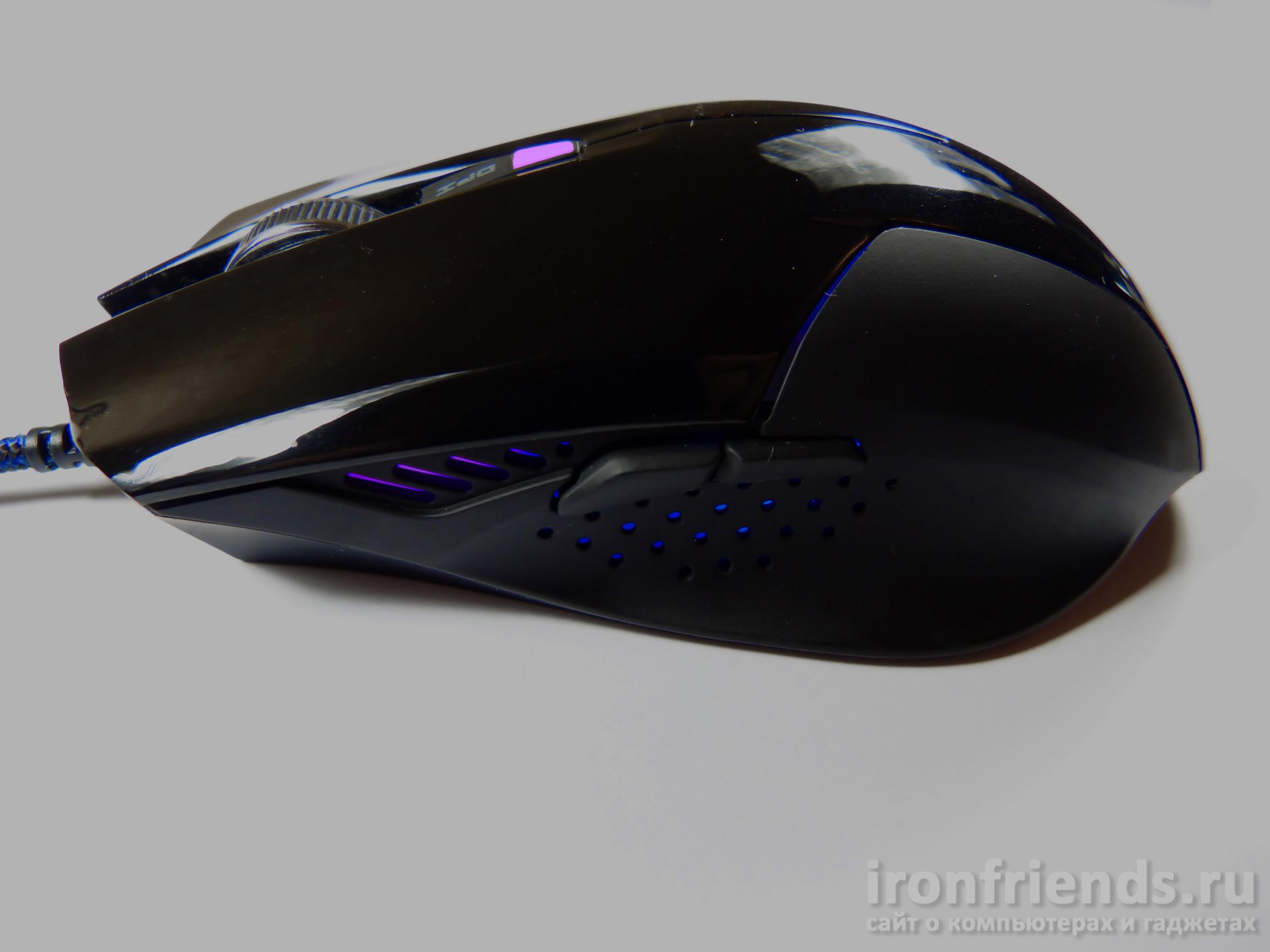 Мышь Hama uRAGE EVO