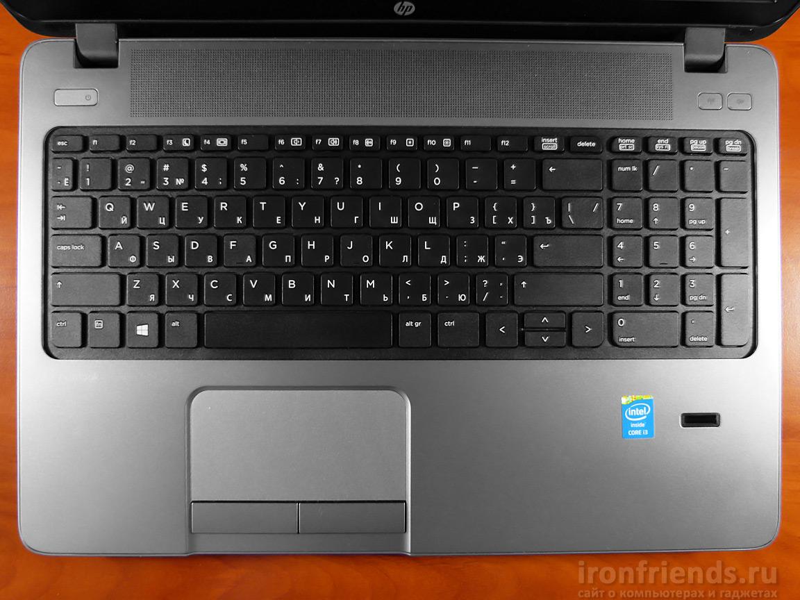 Клавиатура HP ProBook 450
