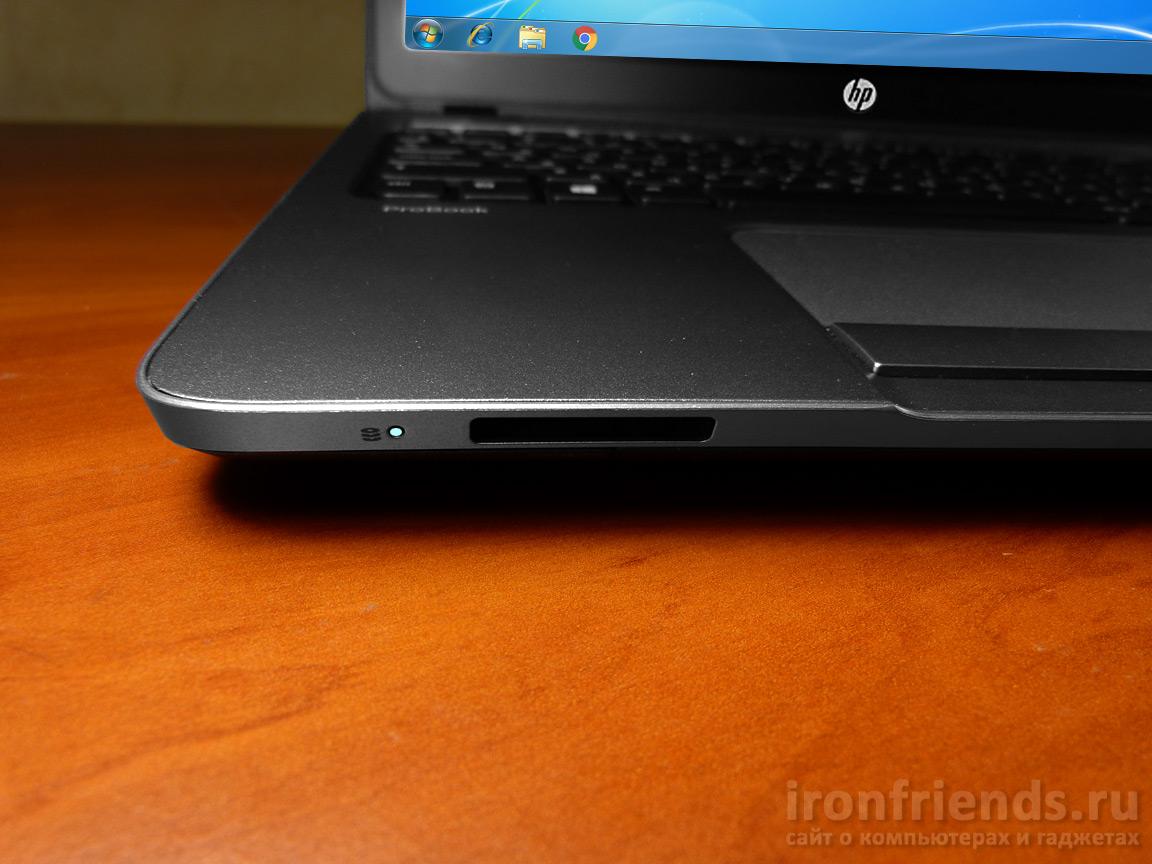 Кардридер HP ProBook 450