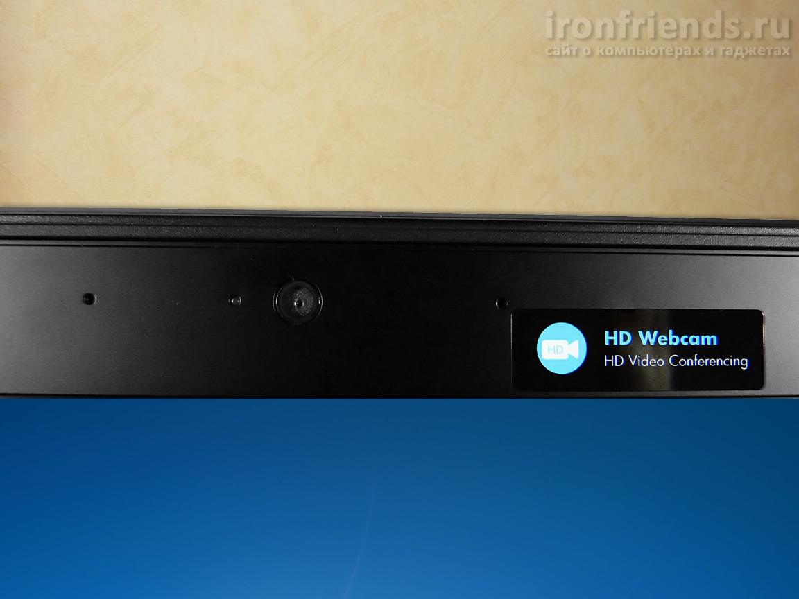 Веб-камера HP ProBook 450