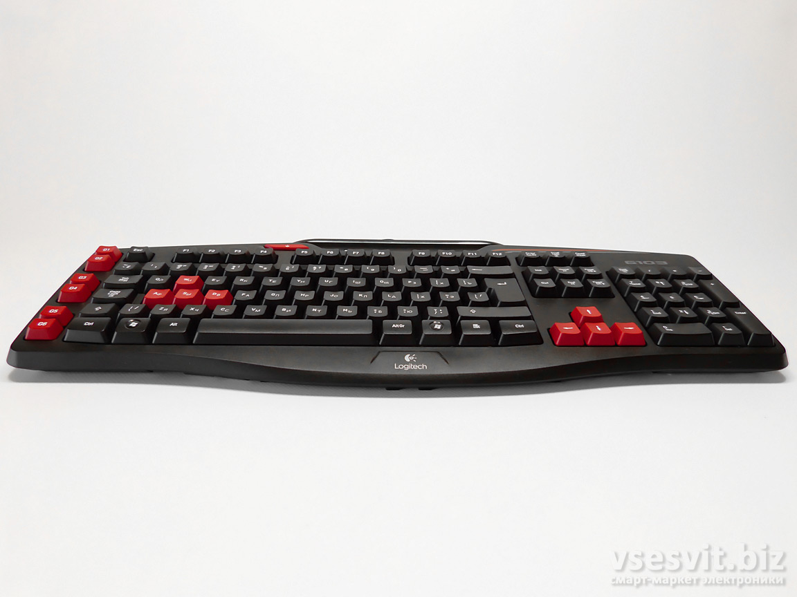 Клавиатура Logitech G103