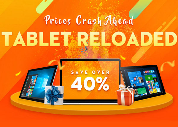 GearBest Tablet PC 2017