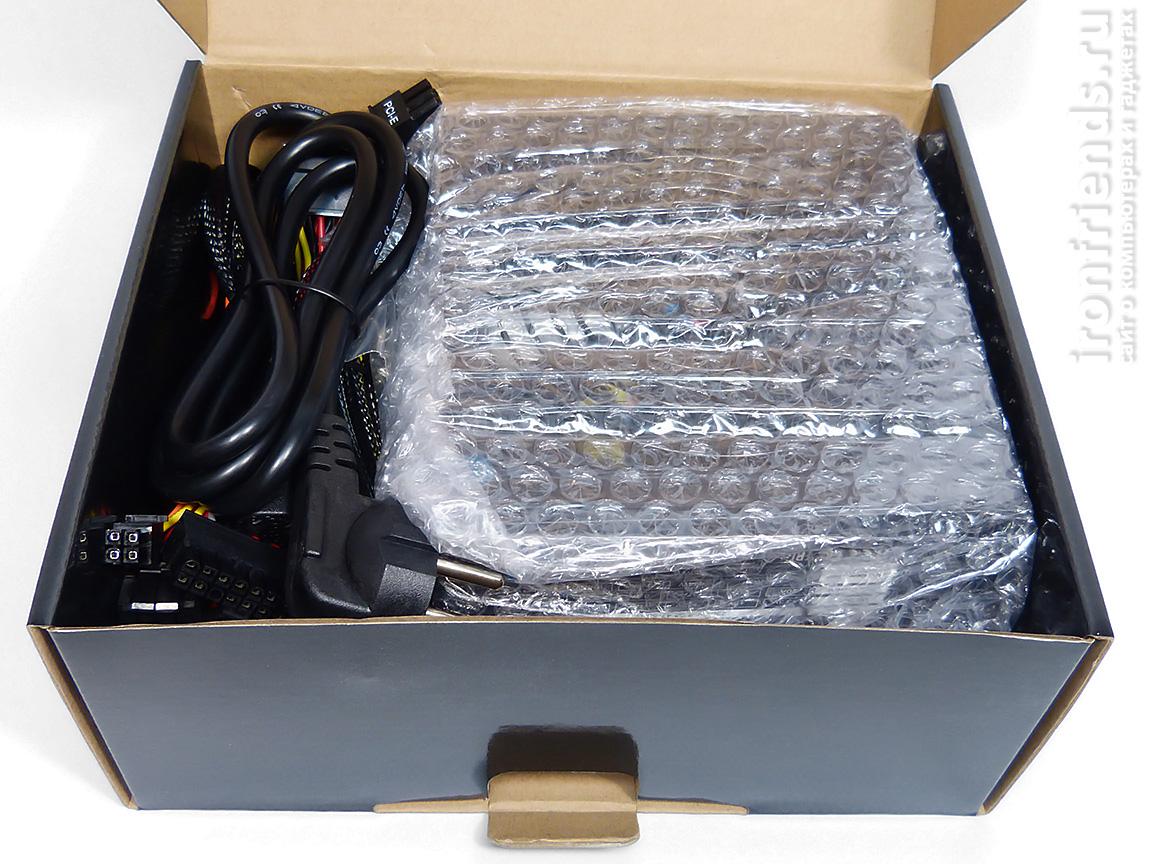 Упаковка AeroCool KCAS-500W