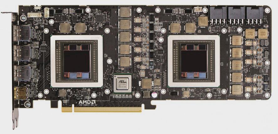 Видеокарта AMD Pro DUO