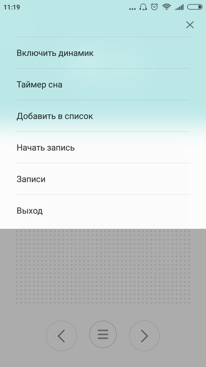 Радио на Xiaomi Redmi 4X