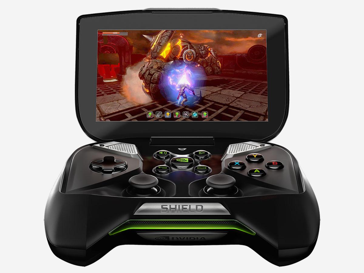 Игровая консоль nVidia Shield
