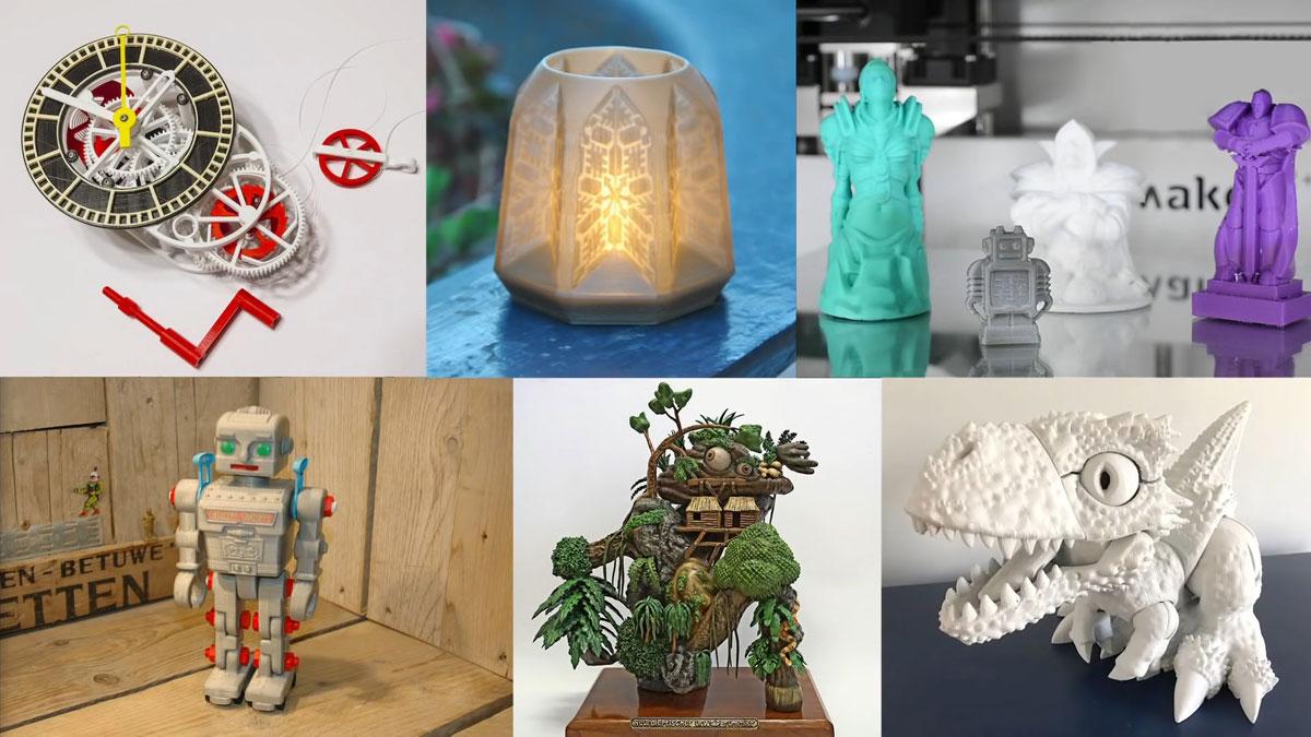 Модели для 3D принтера