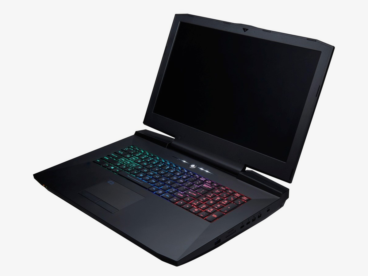 Ноутбук Clevo P870TM