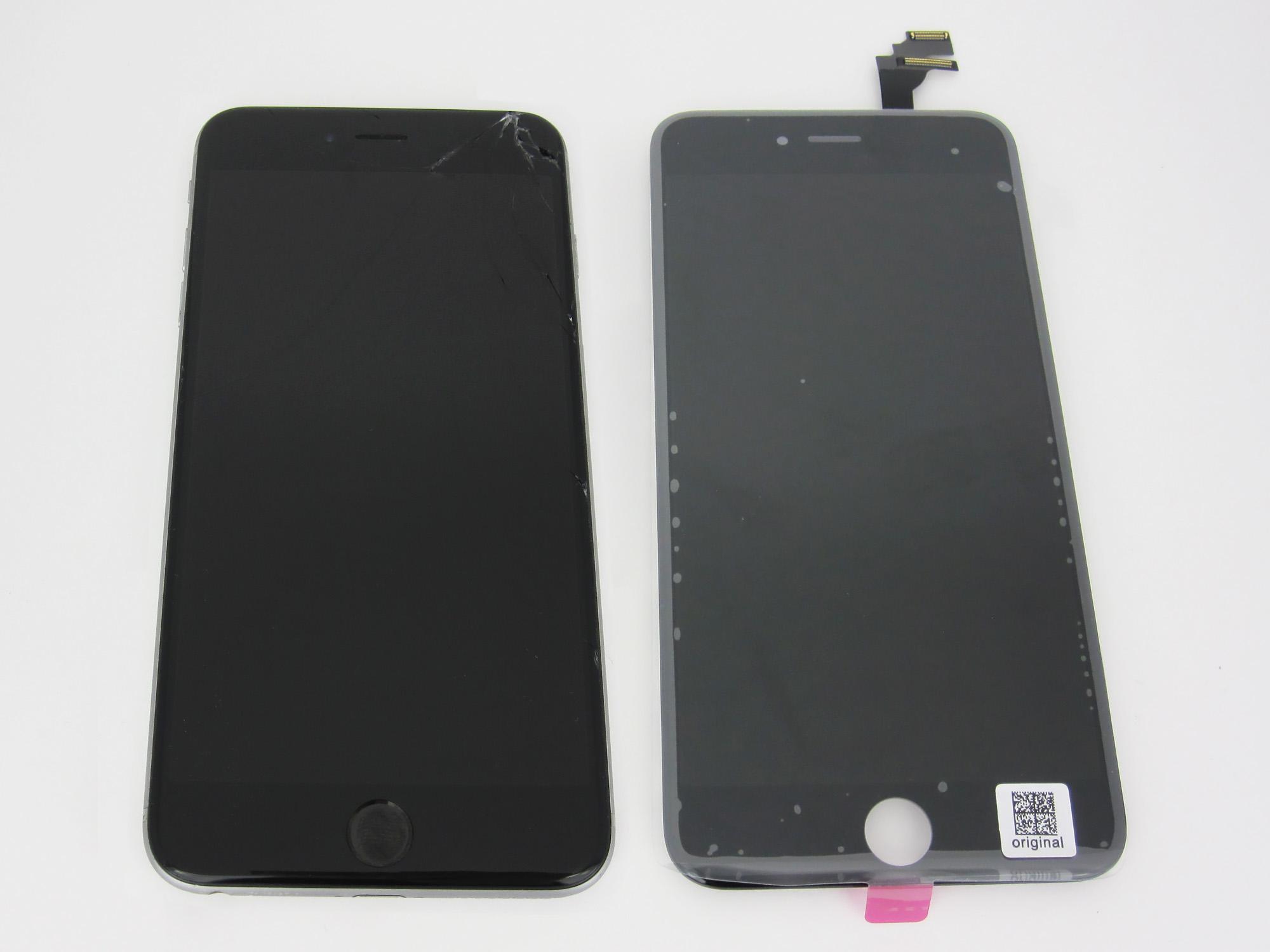 Ремонт дисплея iPhone 6S