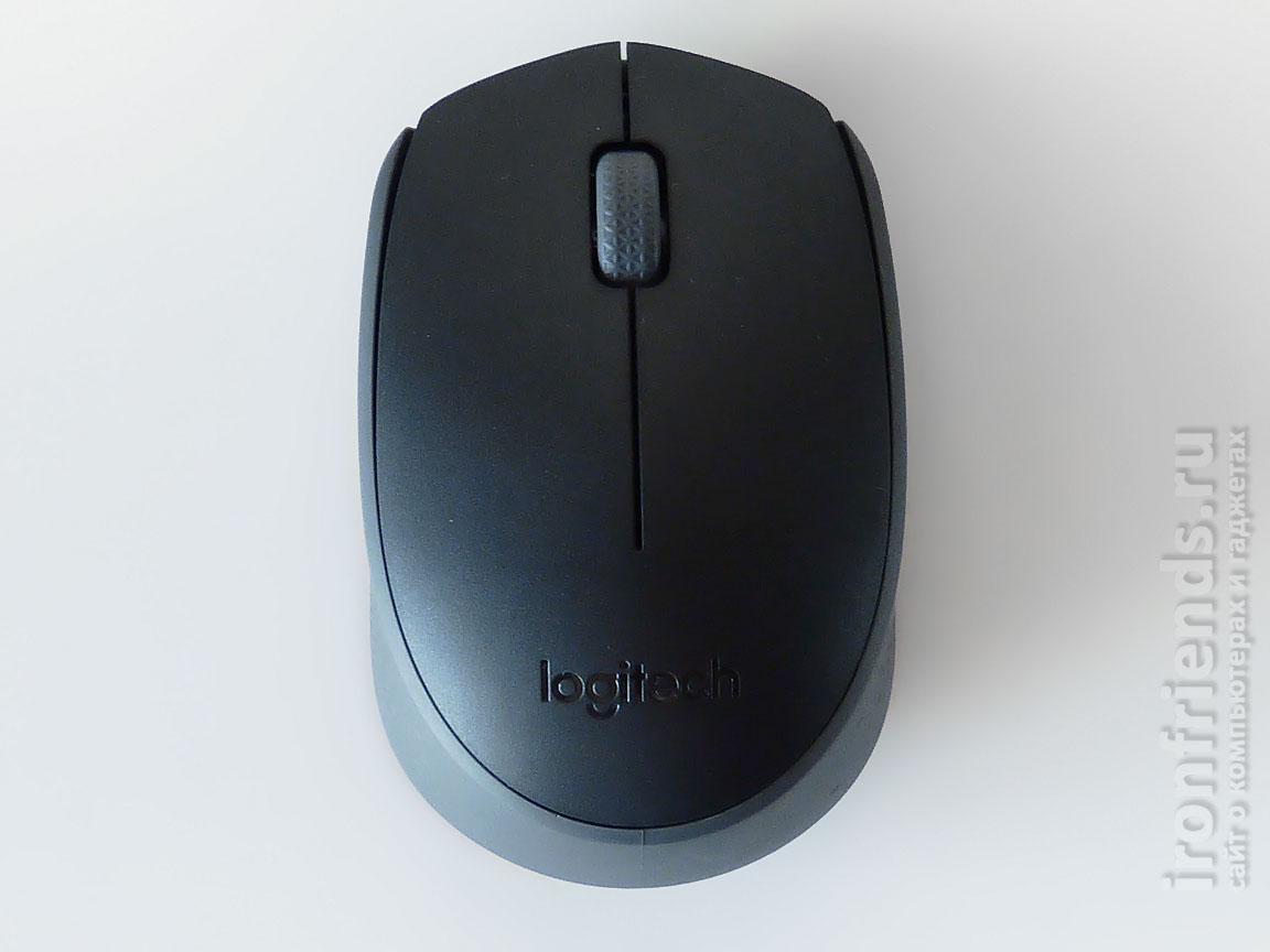 Мышь Logitech M171
