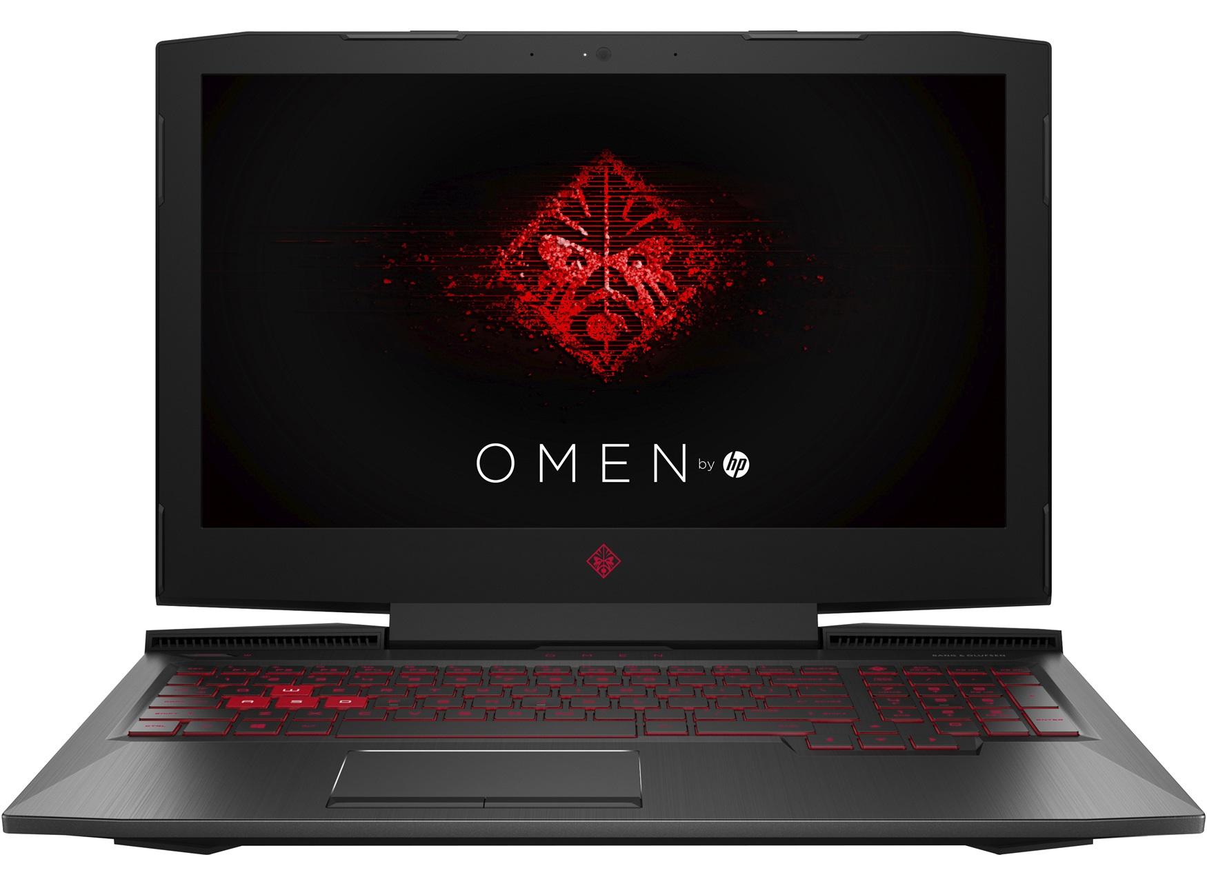 Ноутбуки Omen 15 и Omen 17