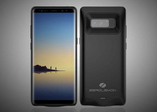 Чехол ZeroLemon для Samsung Note 8