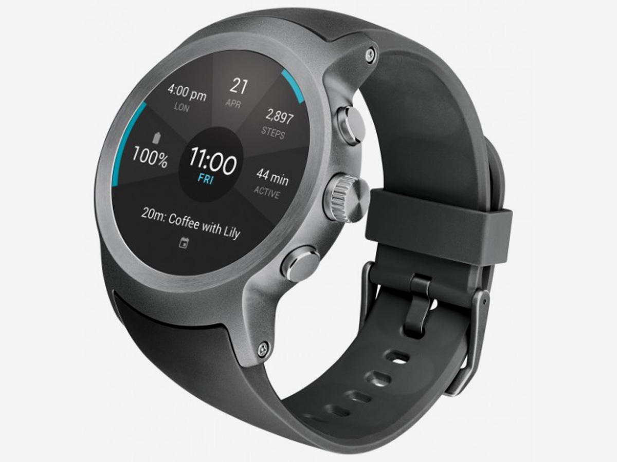 LG Watch Sport