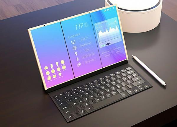 Современный ноутбук
