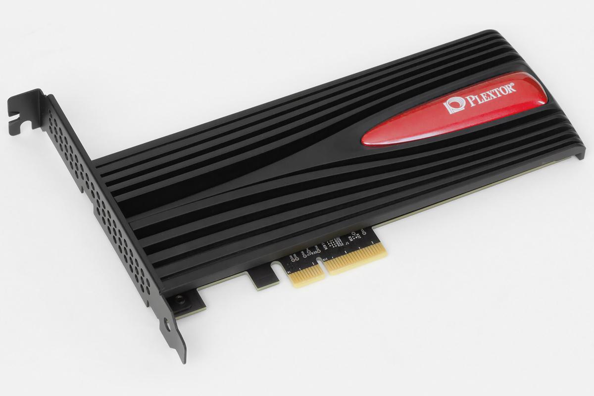 SSD Plextor M9Pe PCI-E x4