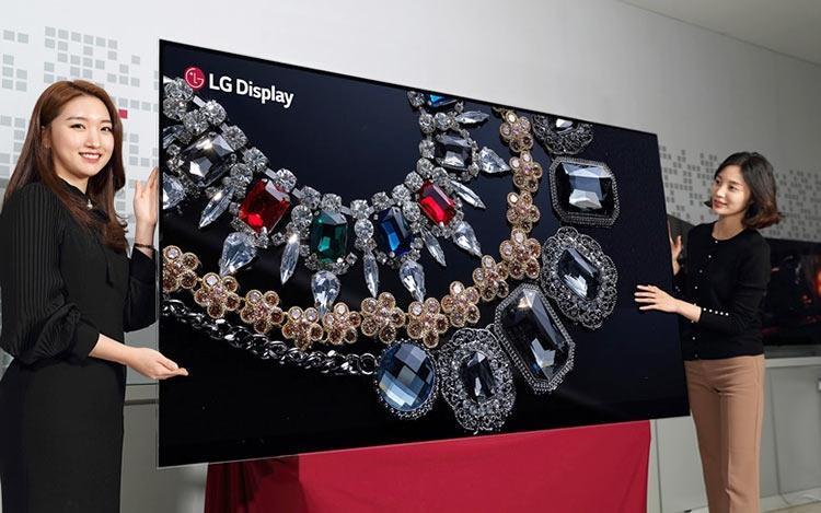 OLED-дисплей LG