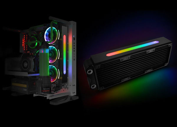 Thermaltake Pacific Gaming R240 D5