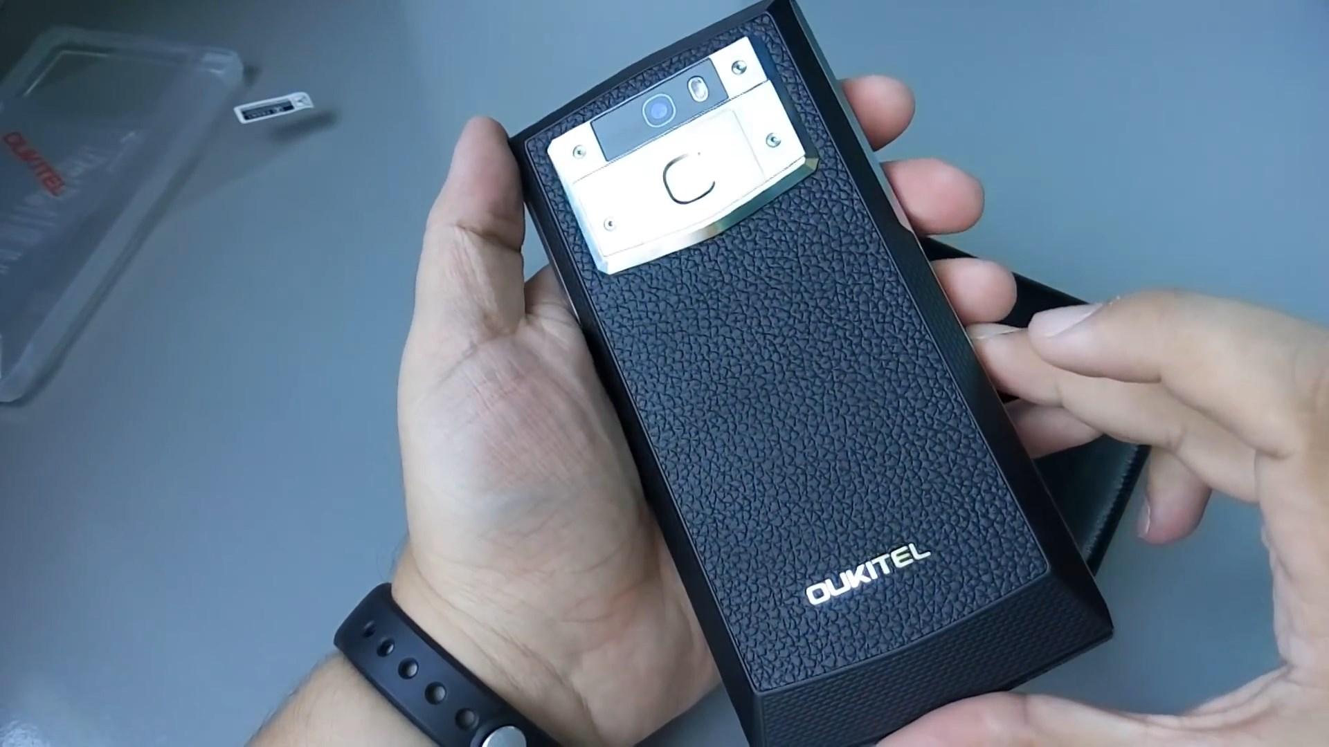 Смартфон Oukitel K10000 Pro