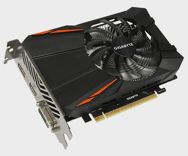 Gigabyte GeForce GTX 1050 2Gb