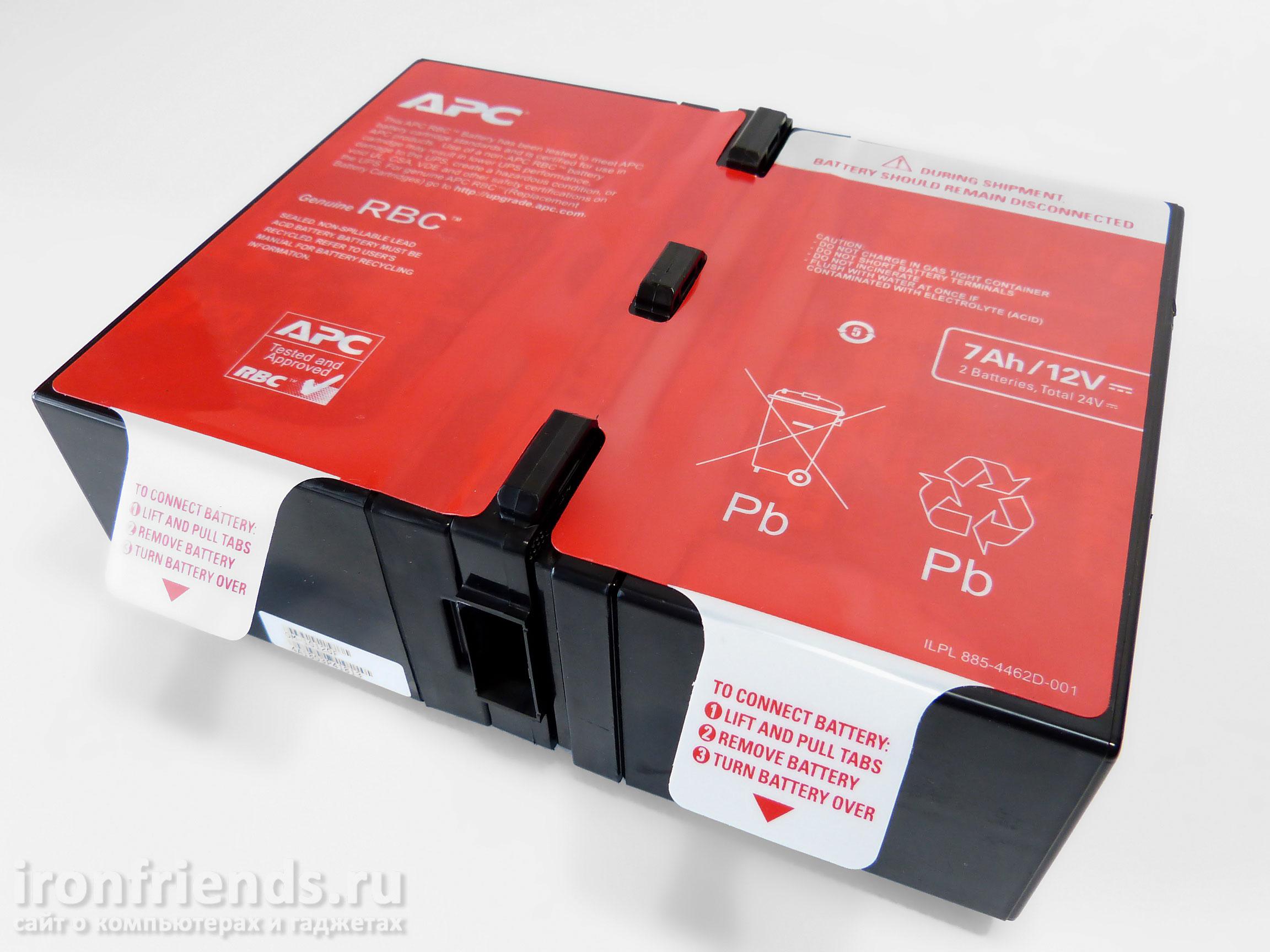 Батарея APC Back-UPS Pro 900 (BR900GI)