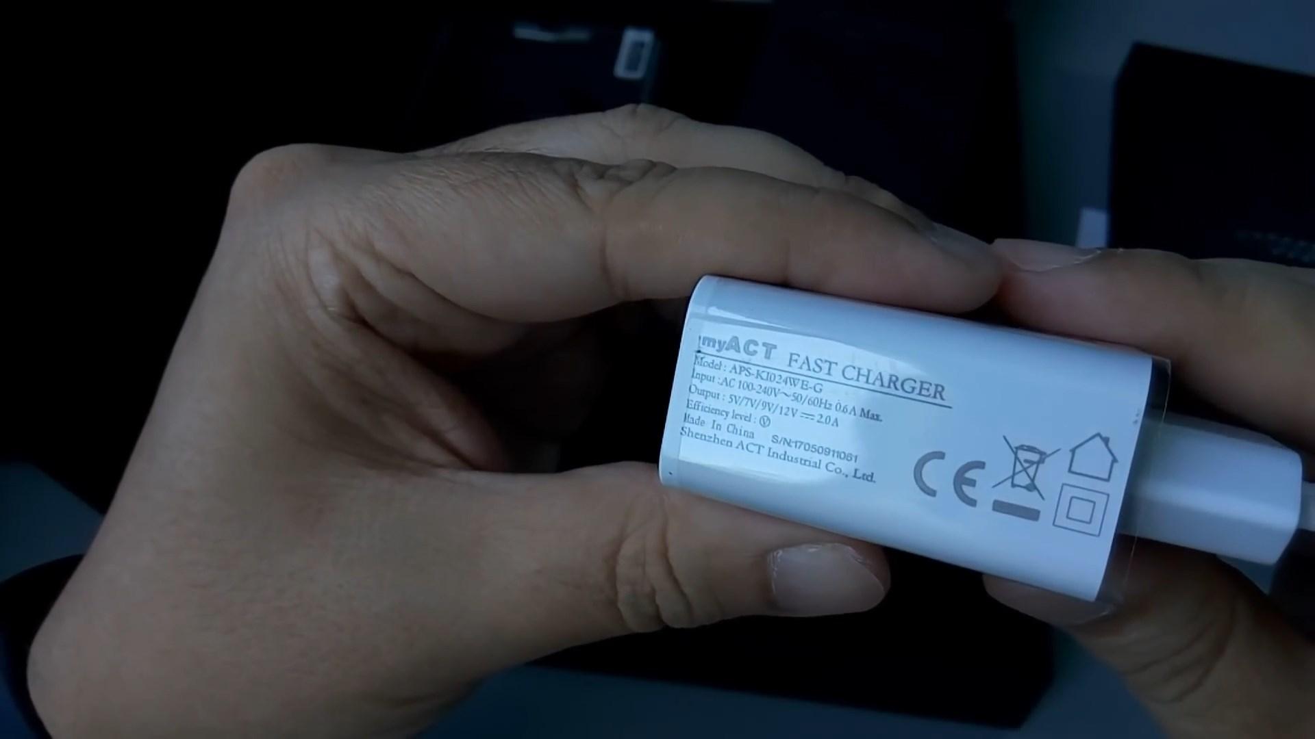 Зарядное устройство Oukitel K10000 Pro