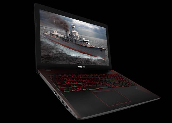Игровой ноутбук FX503VD