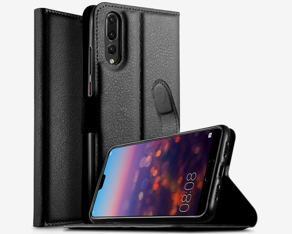 Чехол-кошелек для Huawei P20