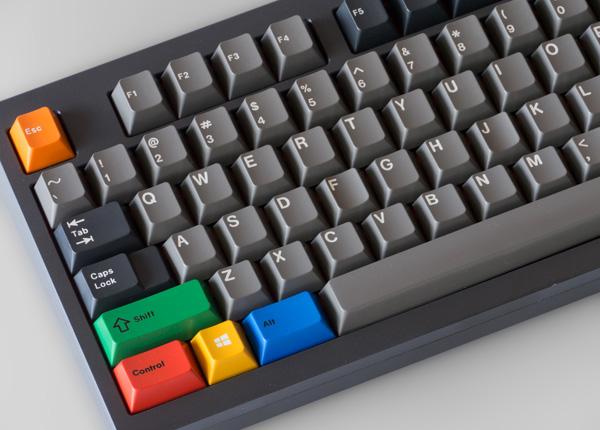 Переназначение клавиш клавиатуры