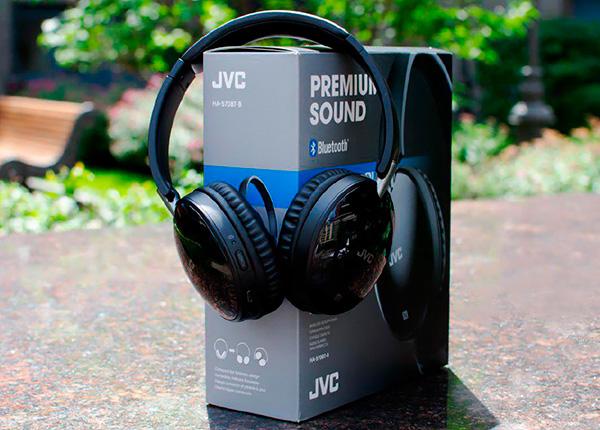 Наушники JVC