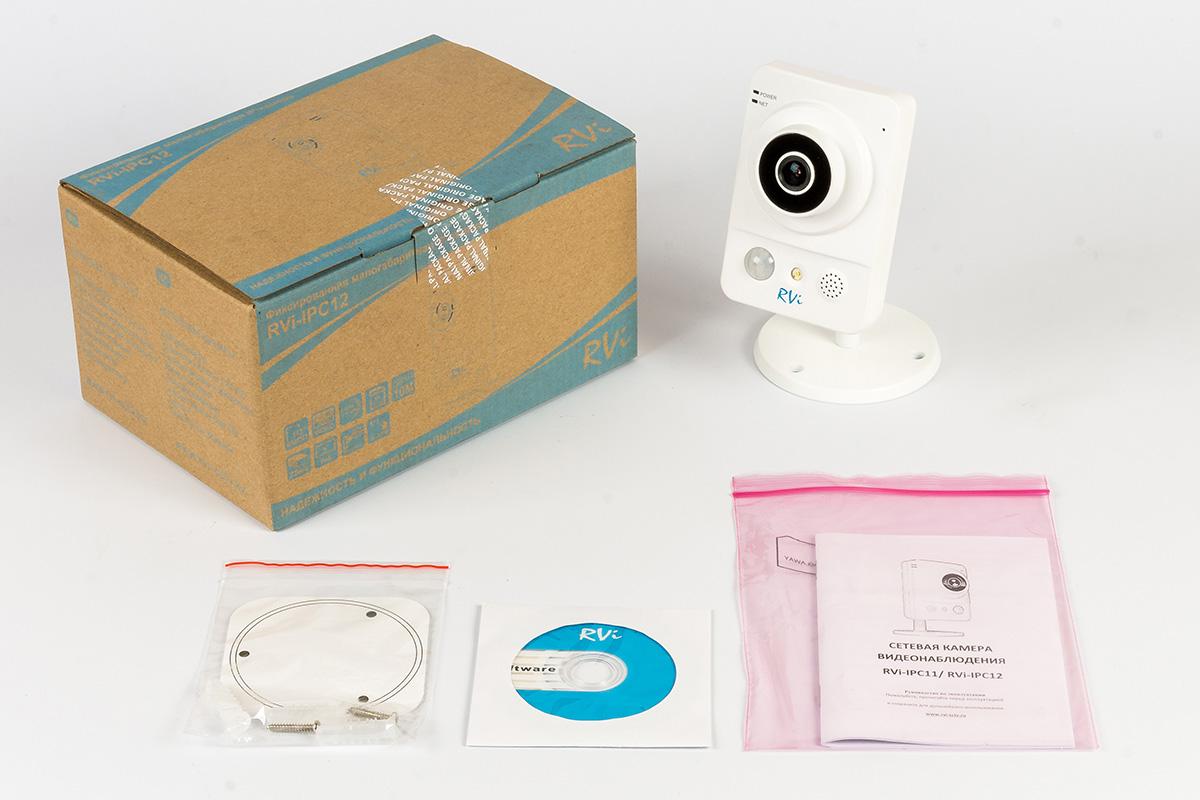 IP камера RVi