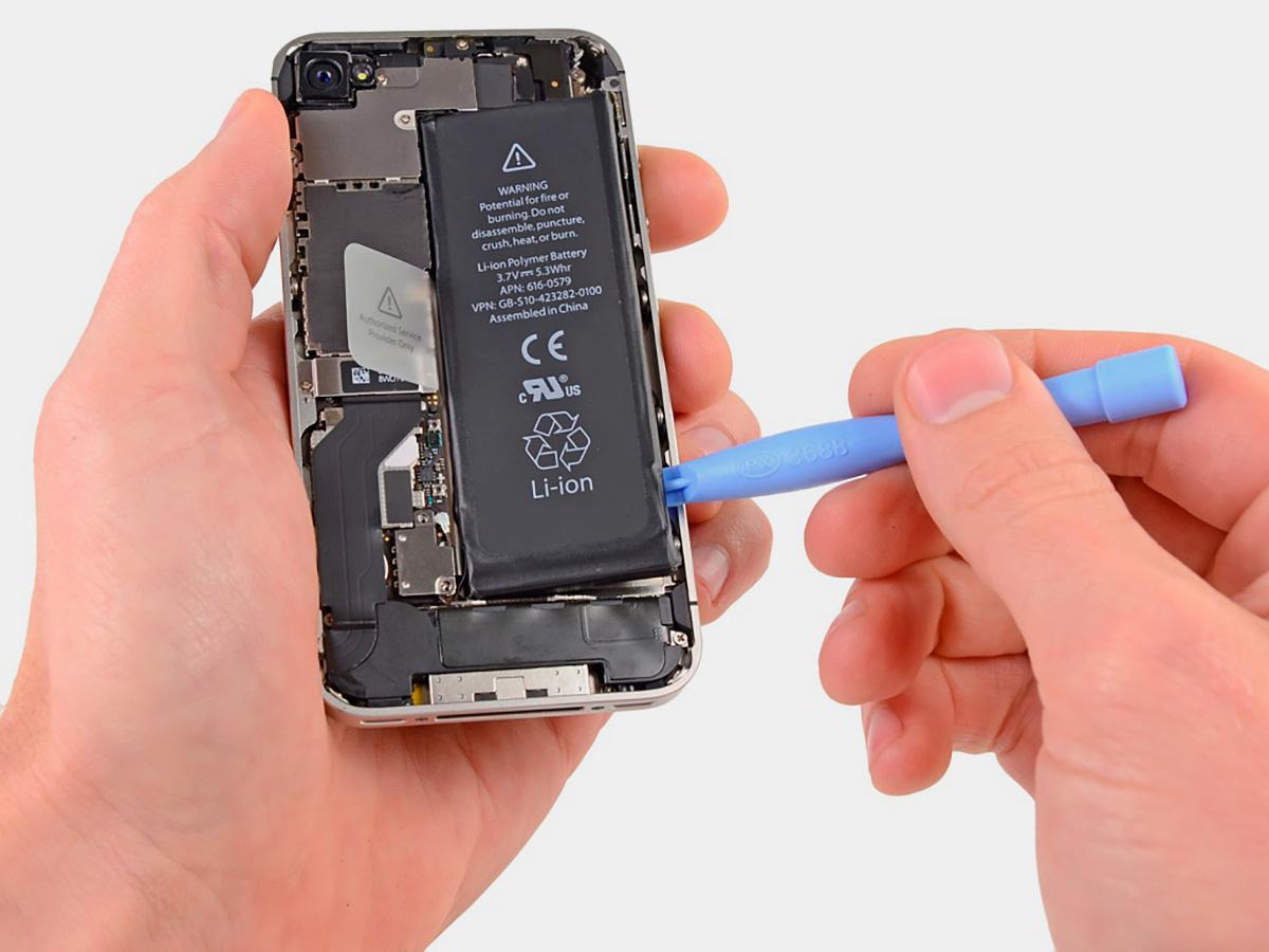 Аккумулятор дляiPhone 4/4S