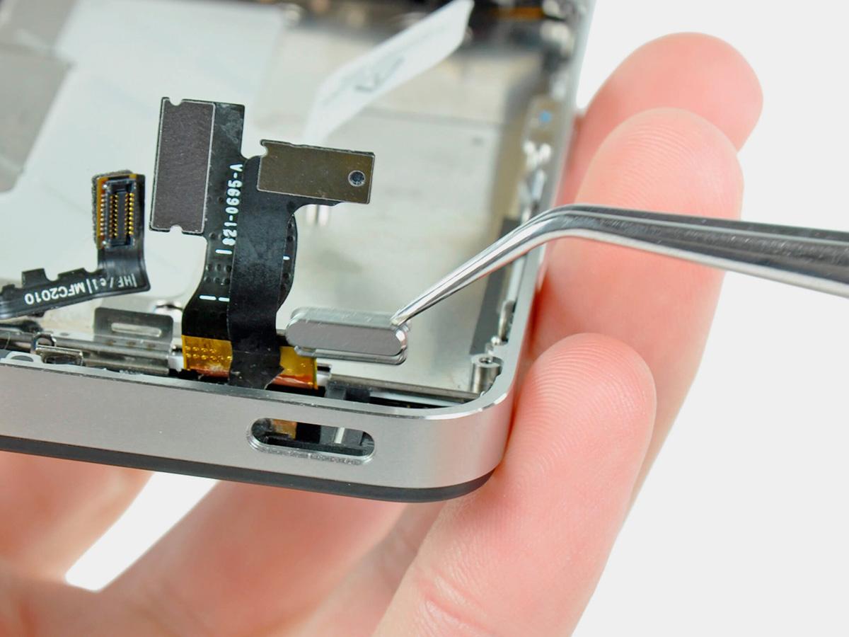Кнопка включенияiPhone 4/4S