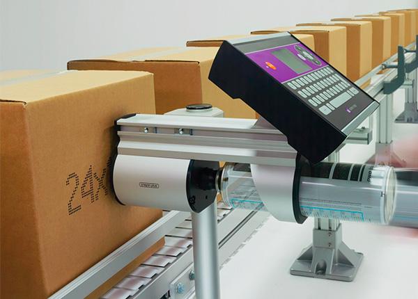 Каплеструйный принтер