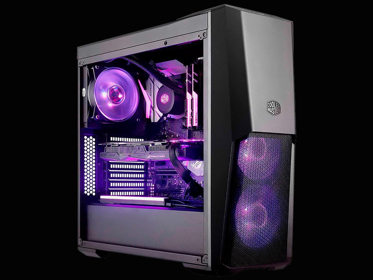 Вентиляторы Cooler Master MasterFan MF121L RGB
