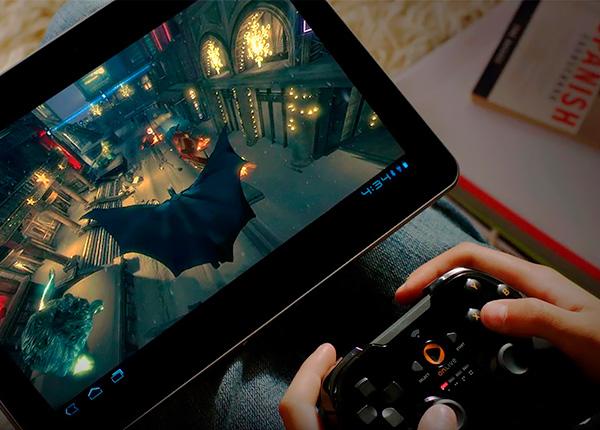 Облачный сервис для игр на Android