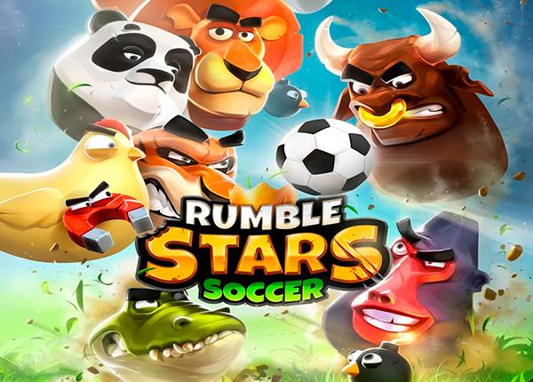 Игра Rumble Stars Soccer