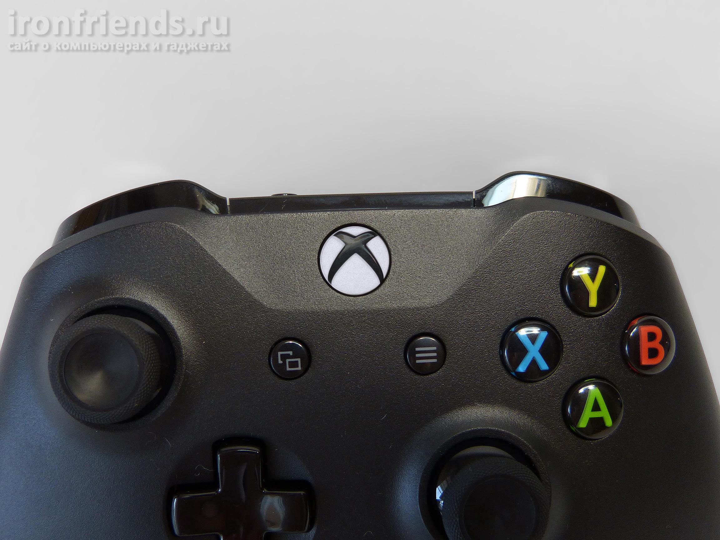 Геймпад Xbox One S
